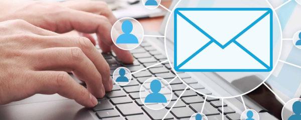 Envois d'e-mail